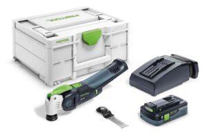 Oscilante a batería VECTURO OSC 18 HPC 4,0 EI-Plus