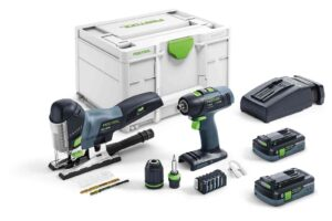 Set de montaje a batería T 18+3/PSC 420 I-Set