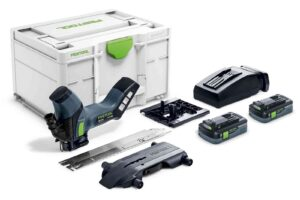 Sierra a batería para material aislante ISC 240 HPC 4,0 EBI-Plus