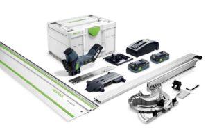 Sierra a batería para material aislante ISC 240 HPC 4,0 EBI-Plus-XL-FS
