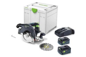 Sierra circular a batería HKC 55 5,2 EBI-Plus-SCA