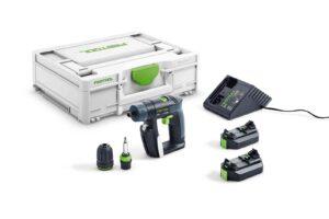 Taladro atornillador a batería CXS 2,6-Plus