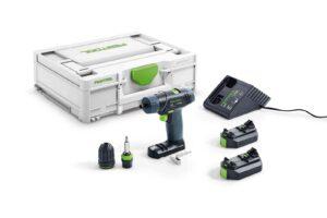 Taladro atornillador a batería TXS 2,6-Plus